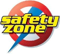 Caregiver - safety zone